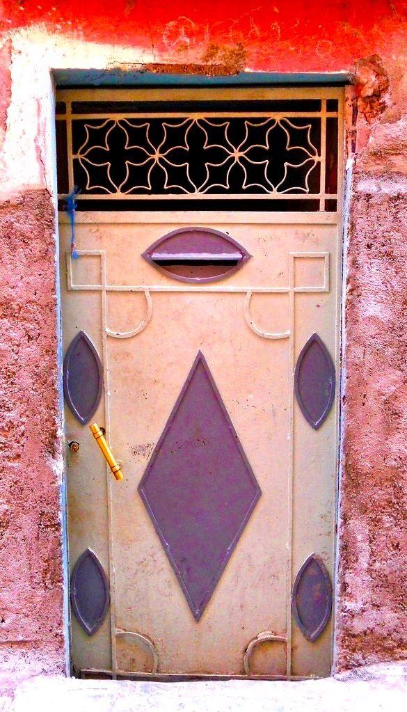 Marrakech, Morocco | Doors. | Pinterest | Ventana, El ...
