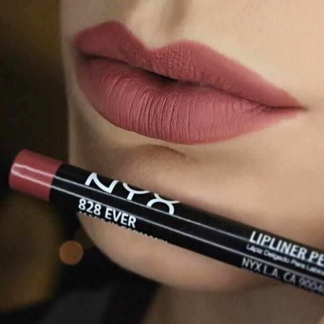 nyx never lip liner - Google Search