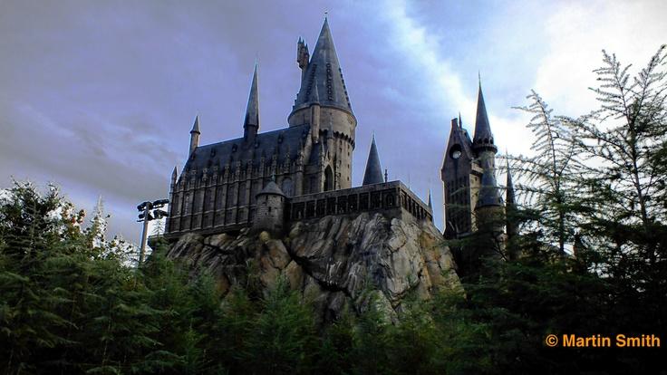 Harry Potter Island at Islands of Adventure® Orlando