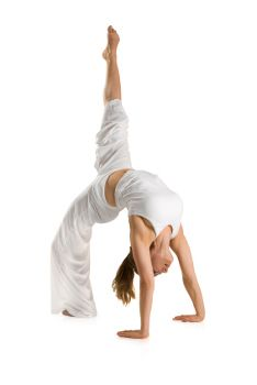 I love a good yoga backbend. My goal is to get here before I am 45! This is body inspiration!