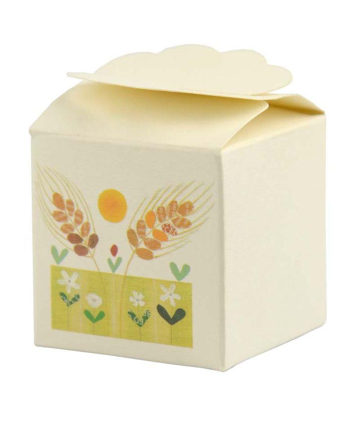 Bomboniera scatolina per comunione (confezione da 10pz)