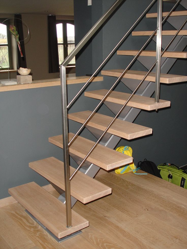 25 best images about trappen on pinterest wands met and tes - Metalen trap ...