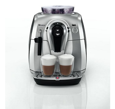 Perfect in pairs! Saeco x-Small Espresso Cappuccino Machine #ilovetoshop