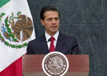 Peña Nieto acuerda reunirse otra vez con Trump para abrir una nueva etapa