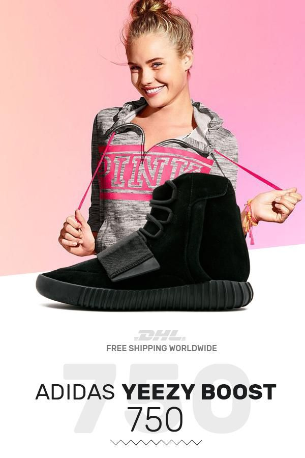 de16a1395 Заказать не реплику кроссовок Adidas Yeezy Boost 750 Triple Black в  интернете  sneakers  fashion