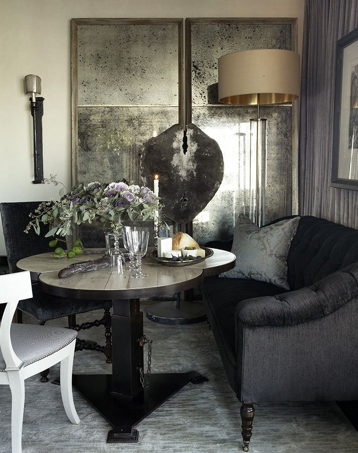 Dining By Mcalpine Booth U0026 Ferrier. Decorating ...