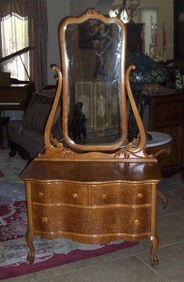Antique Dresser Early 1900s Great Vintage Condition Ebay 40 21 28h Antique Furniture