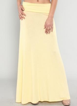 Best 25  Yellow maxi skirts ideas on Pinterest   Bohemian style ...