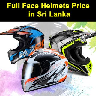 946e4a68 Price Lanka : Full Face Helmet Price in Sri Lanka. Find this Pin and more on  Car, Bike ...
