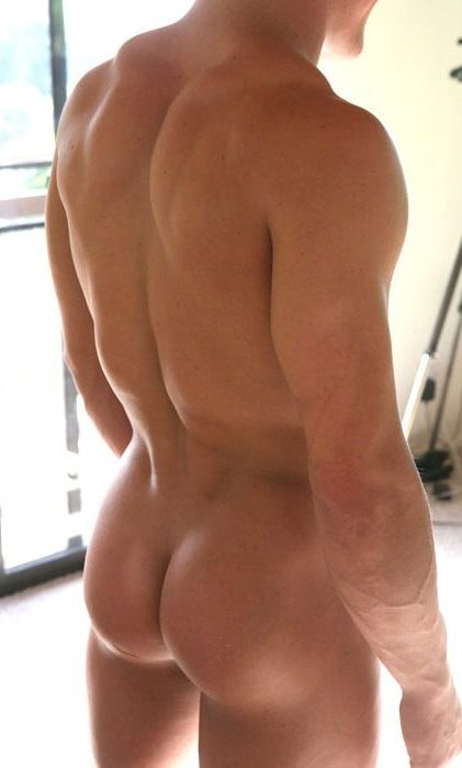 Nude adult male buttock pictures