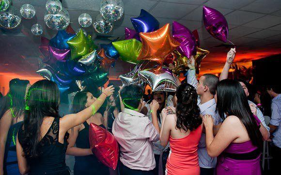Veja fotos da festa supercolorida da Nina Reis, da Galera Capricho | Capricho