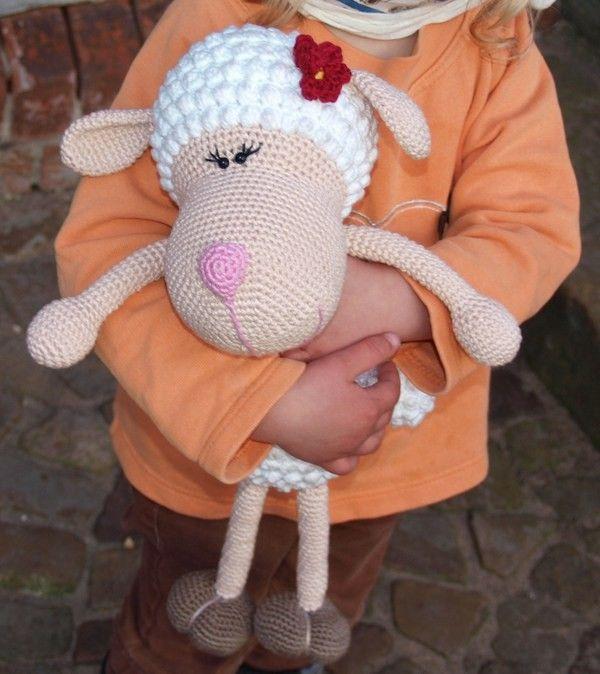 Anleitung: Amigurumi-Hasen häkeln | Lisibloggt | 674x600
