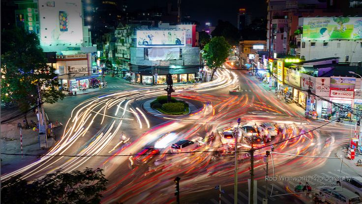 Timelapse Photography in Vietnam