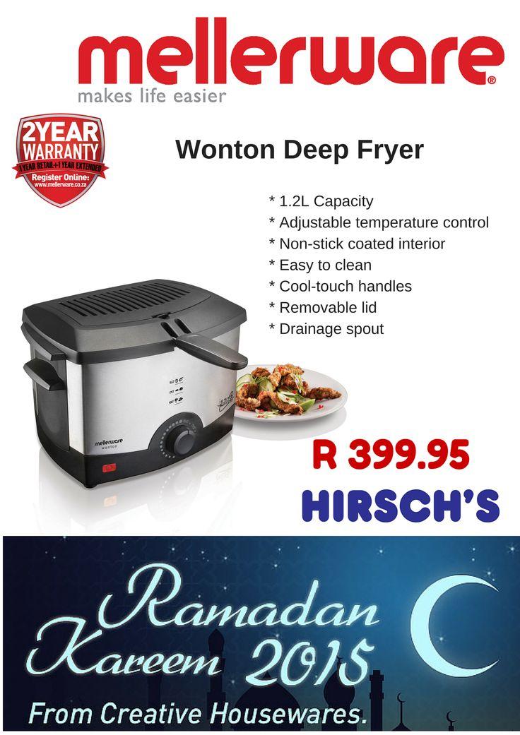 Wonton Deep Fryer