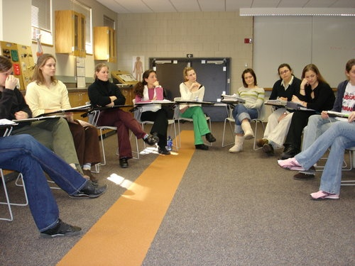 Socratic Seminars...FANTASTIC step-by-step description how to implement the Socratic Seminar into the classroom successfully