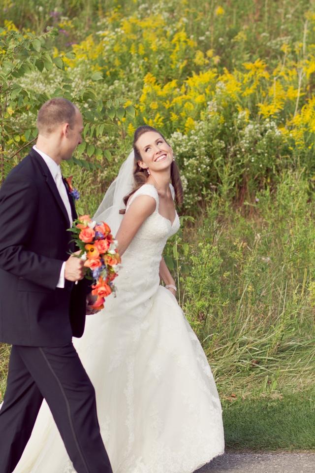Robyn & Peter wedding. Photos by Sebrina Wilson Photography.