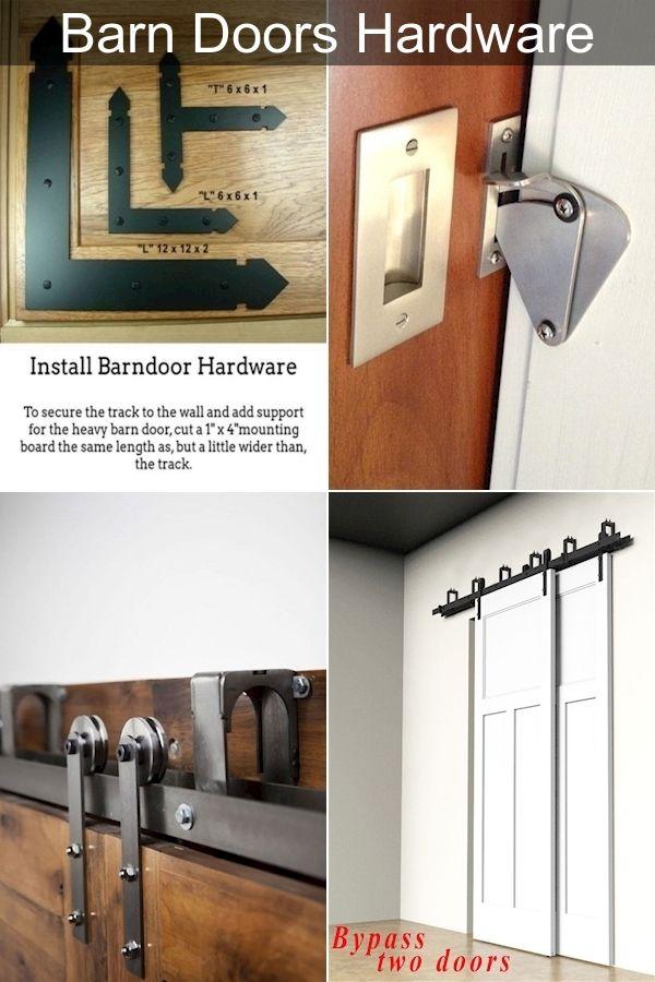Hanging Door Hardware Barn Sliding Door Hardware Heavy Duty Best Sliding Barn Door Hardware In 2020 Barn Door Hardware Barn Door Hardware