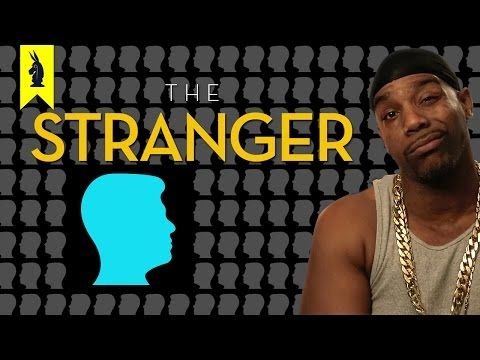The Stranger - Thug Notes Summary and Analysis - YouTube
