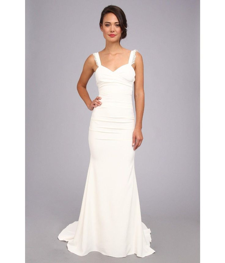 Nicole Miller Nicole Miller Alexis Women's Bridal White Wedding Dress Gown Sleeveles Wedding Dress. Nicole Miller Nicole Miller Alexis Women's Bridal White Wedding Dress Gown Sleeveles Wedding Dress on Tradesy Weddings (formerly Recycled Bride), the world's largest wedding marketplace. Price $840...Could You Get it For Less? Click Now to Find Out!