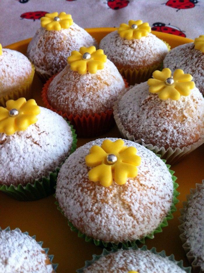 DOLCI PAUSE. Muffin ripieni