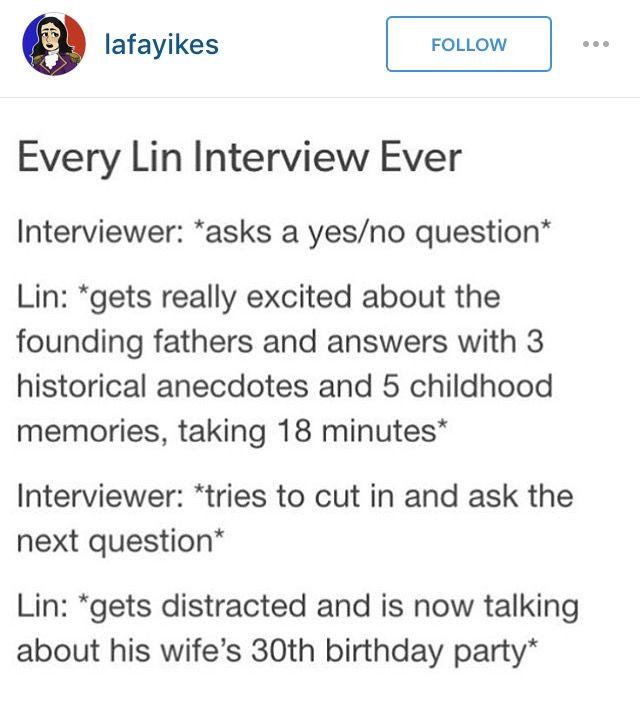 Lin did well to cast himself as Hamilton