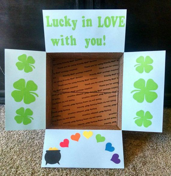 Check out this item in my Etsy shop https://www.etsy.com/listing/260689991/care-package-box-kit-st-patricks-day