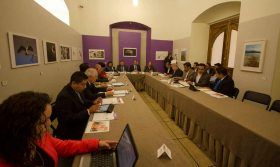 Cumple Junta Directiva del IEEPO compromisos con la educación de Oaxaca: Cervantes Ayala