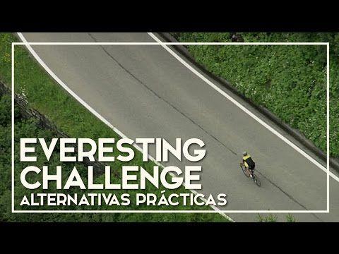Alternativas prácticas al EVERESTING CHALLENGE - Vídeos de ciclismo