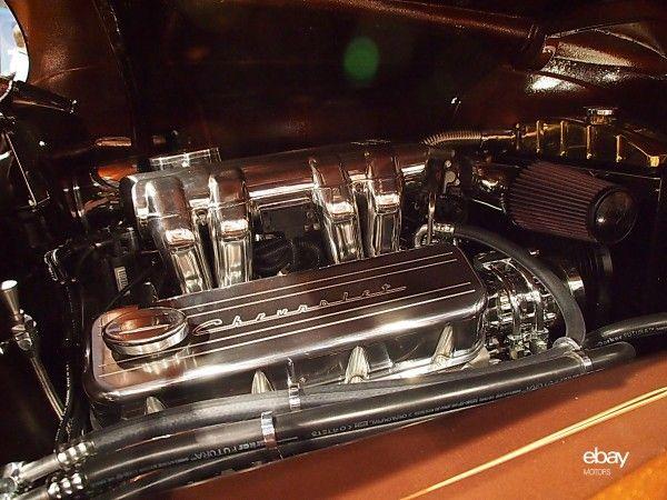 Low Tide, Scott Pruetts 1950 Buick Woody -  485 horsepower Ramjet 502 crate motor from GM