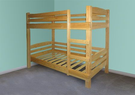 Home-Dzine - How to make a DIY bunk bed  Bunk beds will always be popular with children and parents alike. Children like bunk beds because they allow more floor space for play - and normally become a part of the play process. Parents like bunk beds because of their space-saving design. Bunk beds allow two children to share a room, or for friends to sleep over. http://www.home-dzine.co.za/diy/diy-bunk.htm#