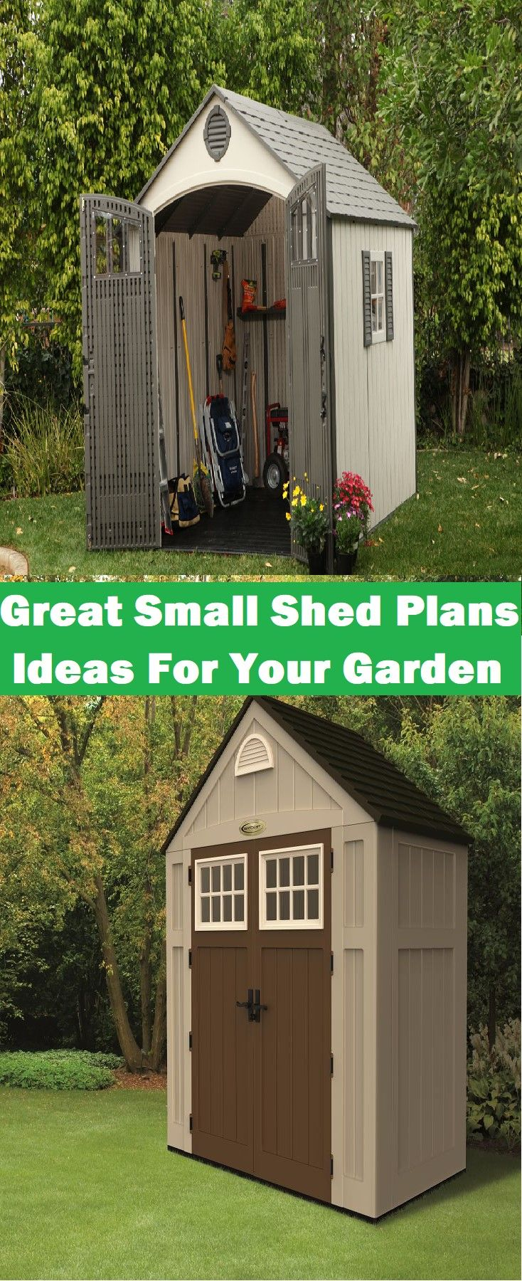 Best 25  Small shed plans ideas on Pinterest | Small sheds, How to ...