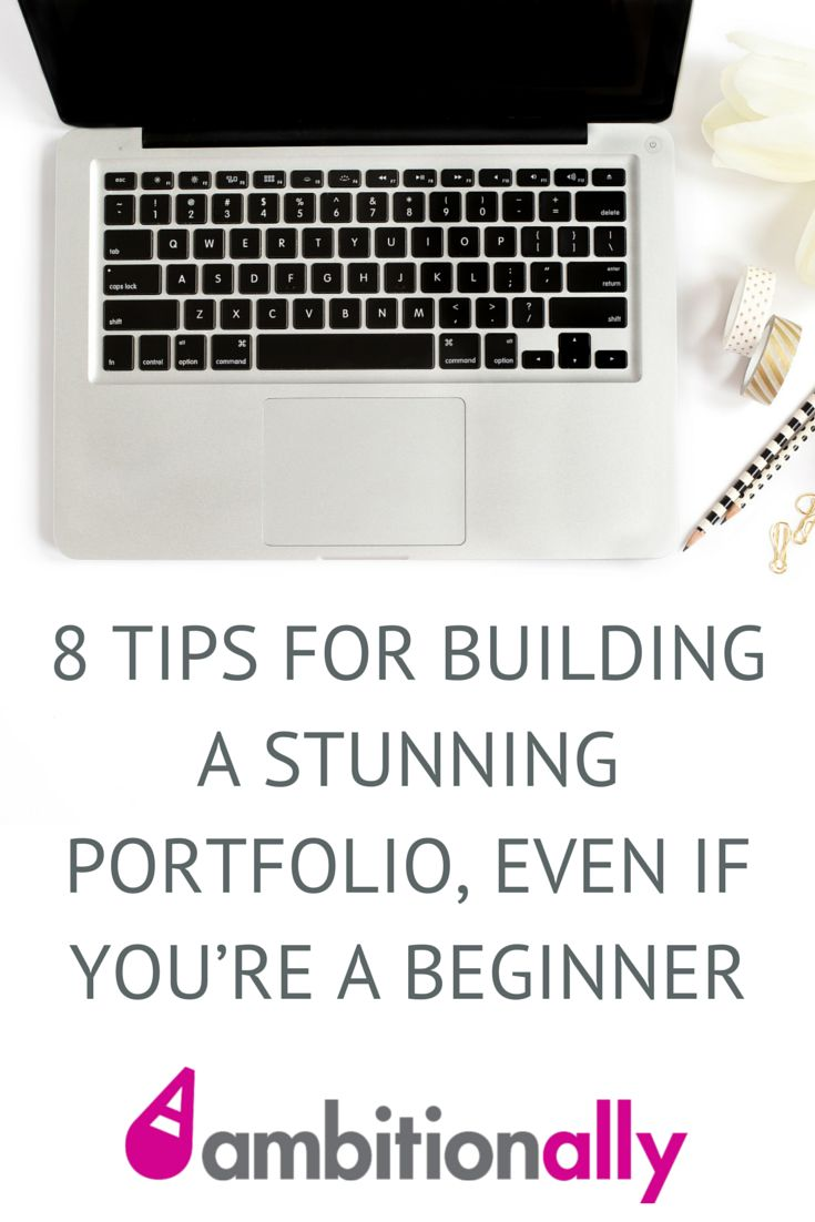 Building a freelance portfolio for your web design business? Here's how to rock yours.