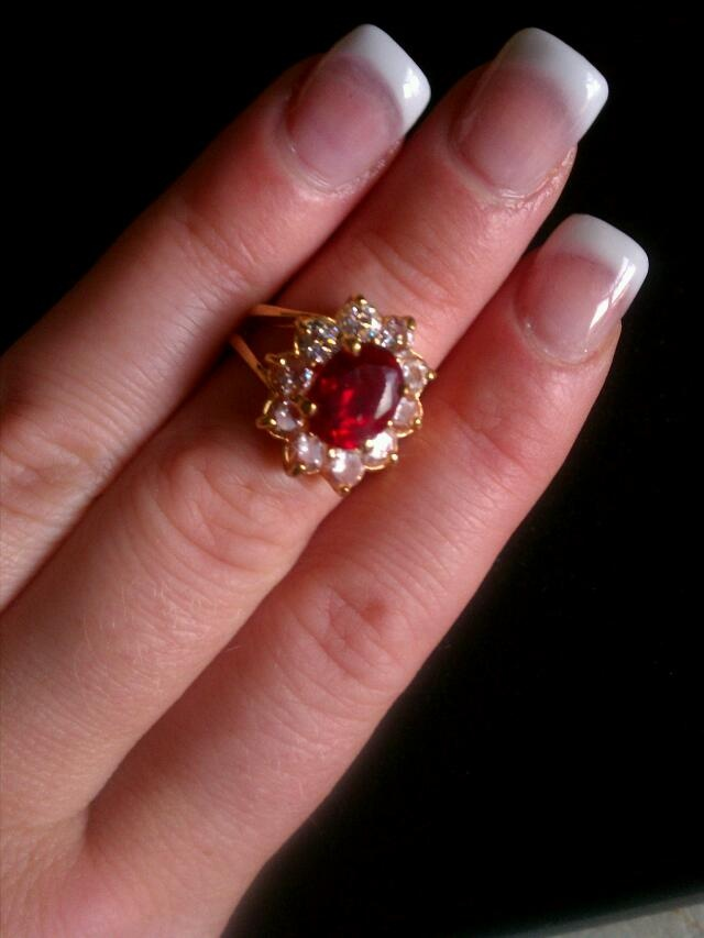 29 best images about Diamond Candle Rings on Pinterest ...