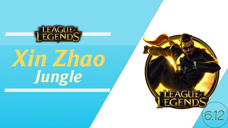 League of Legends   Xin Zhao Jungle - Full Game   KhmerSharing   LOLGAME #5