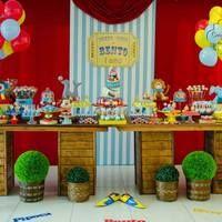 Festa Grand Circo do Bento.