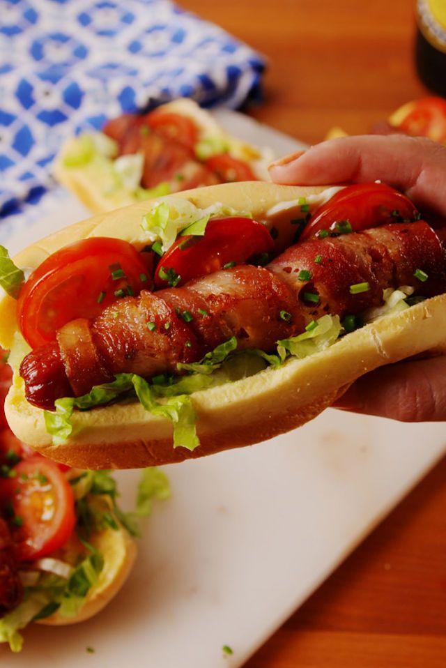 Tj Hot Dog Recipes