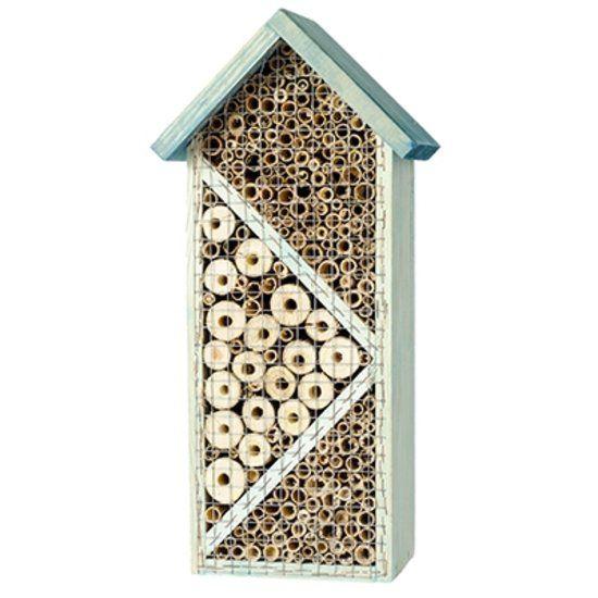 Insectenhotel bijenhuis - vlinderhuis 400