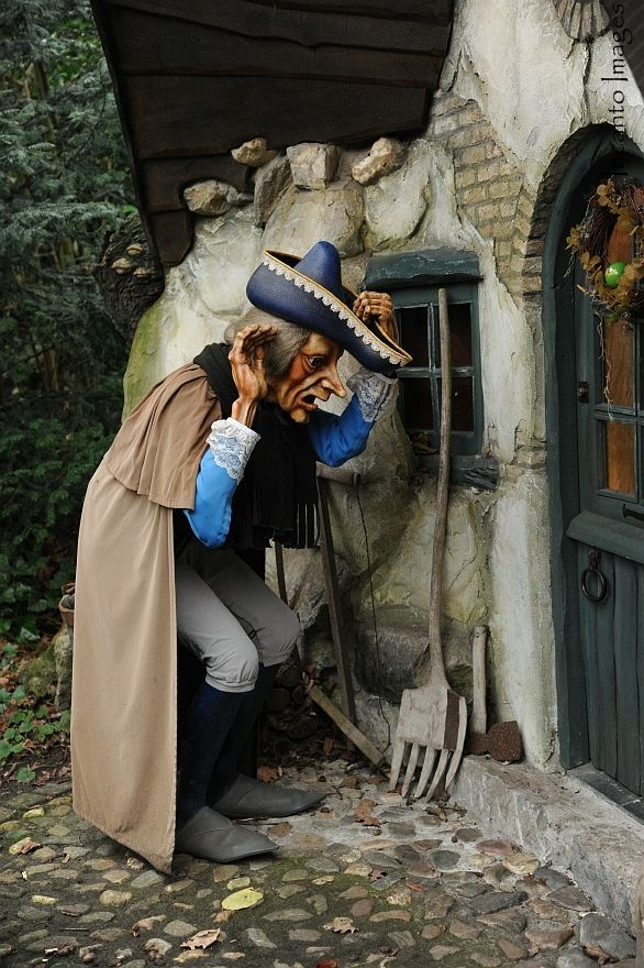 Sprookjesbos Efteling Kaatsheuvel Nederland