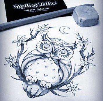 BÚHO LISTO PARA TATUAR   Diseño realizado por Javier Jiménez, tatuador e ilustrador en Rolling Tattoo Fuengirola   Todos los Derechos Reservados   OWL, READY TO TATTOO   Designed by Javier Jiménez, tattooist & Illustrator in Rolling Tattoo Studio   All Rights Reserved   #owl #buho #tattoo #tatuaje #illustration #ilustración