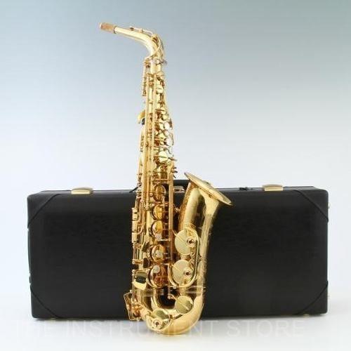saxofone alto custom yamaha yas-875 ex