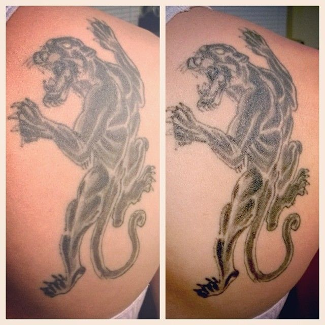 Want brighter tattoos... Use Seacret Mineral Rich Peeling Gel