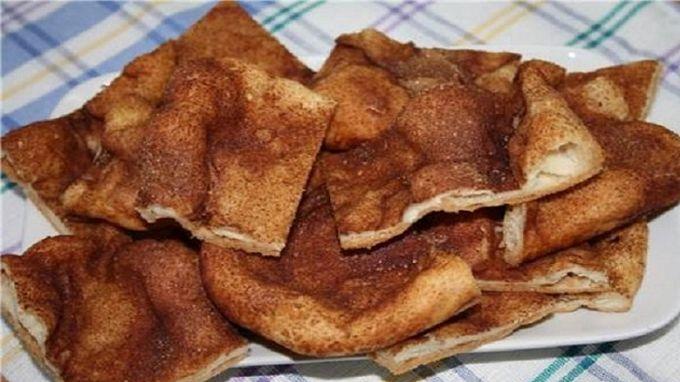 Tradiční španělský skořicový koláč hotový už za 10 minut s tou nejlepší chutí! | Vychytávkov