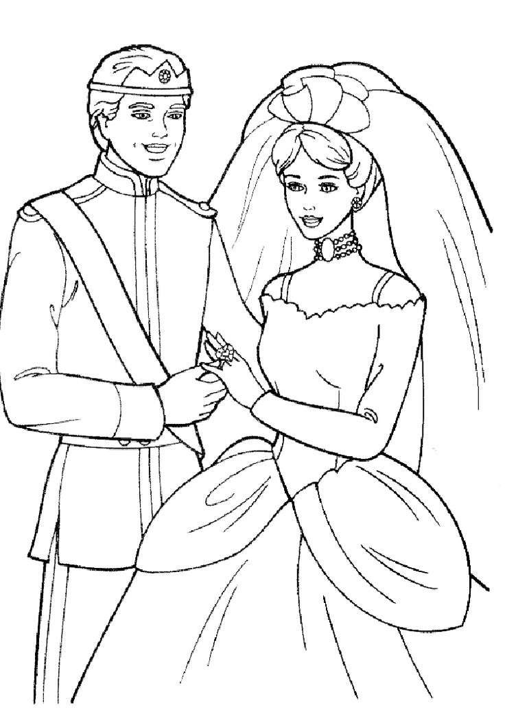 Barbie And Ken Coloring Pages To PrintKidsfreecoloring.Net | Free Download Kids Coloring Printable