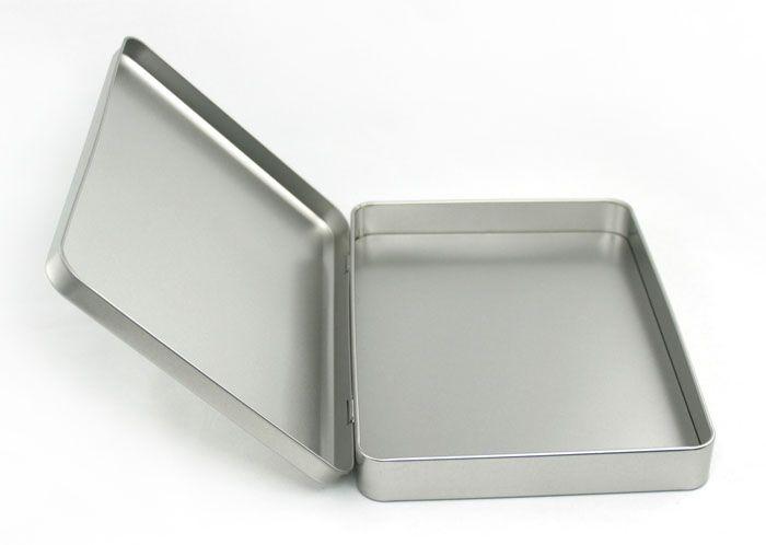 The most practical rectangular tin box