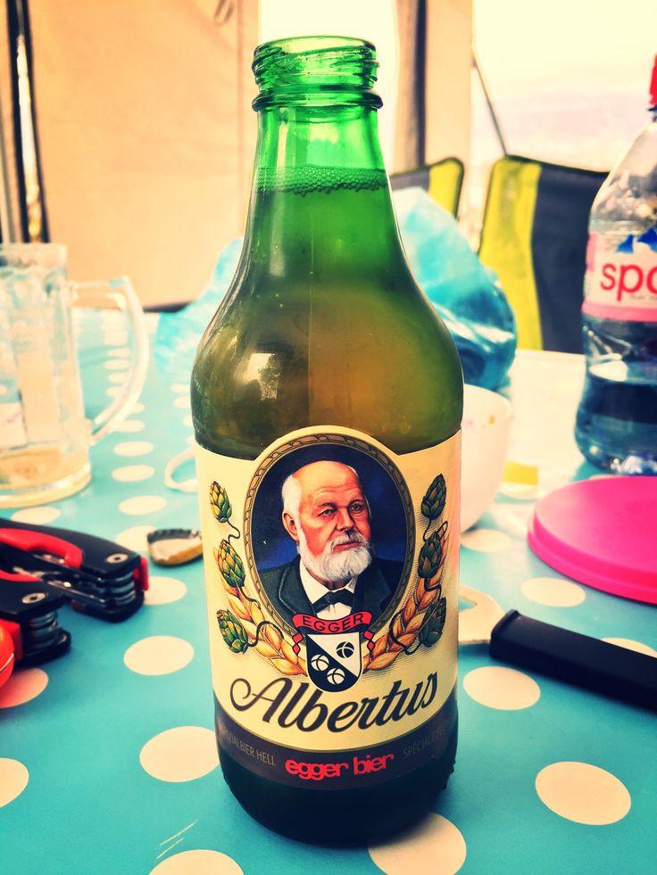 Albertus, Eggerbier, Schweiz, getrunken seit ewig, jetzt April 2018