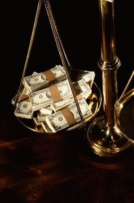 Ethical issues are often a battle between greed and moral conscience.
