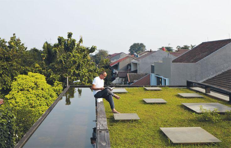 Jakarta House - Andra Matin