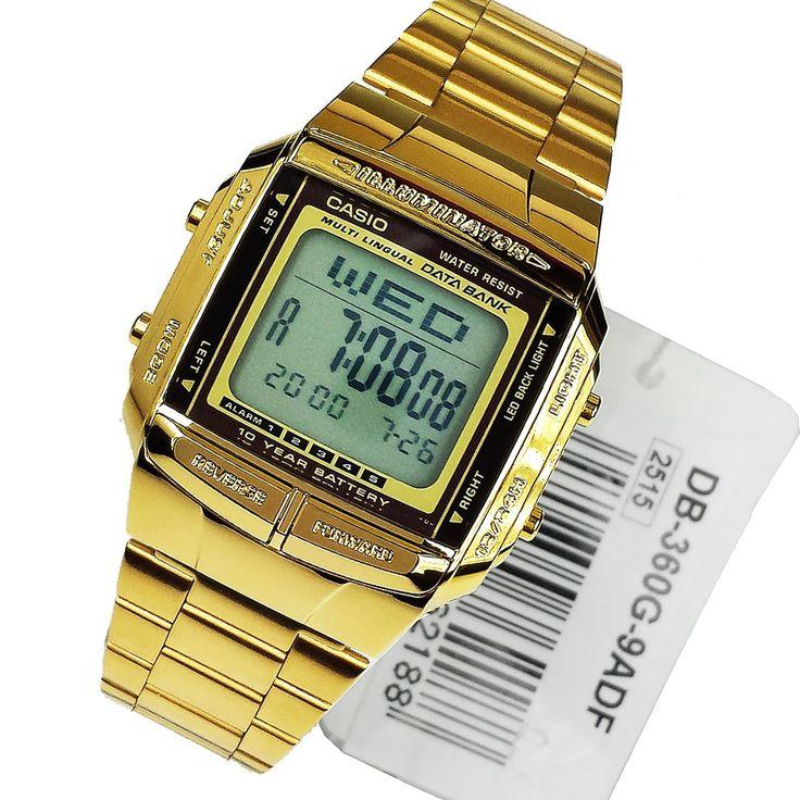 A-Watches.com - Casio Quartz Data Bank Mens Watch DB-360G-9AD DB-360G-9, $34.00 (http://www.a-watches.com/casio-data-bank-db-360g-9ad/)