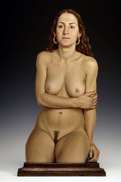 Seated Nude Maarten Welbergen