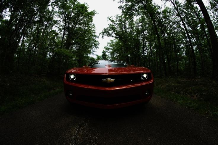 Su presencia intimida #ChevroletCL #ChOffLine